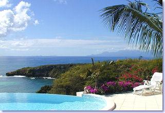 Amaudo hotel cocolo beach hotel de charme guadeloupe - Piscine la barque ...